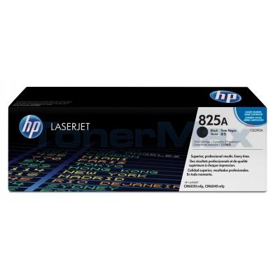 HP COLOR LASERJET CM6030 PRINT CARTRIDGE BLACK